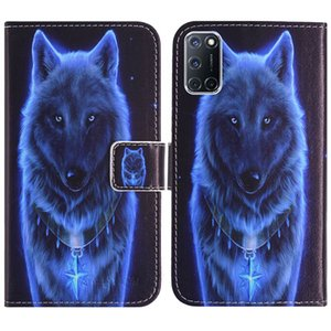 YLYH TPU Silicone Protective Elegant Leather Rubber Gel Cover Phone Case For OPPO A52 A92s Ace2 Realme C3 6 Pouch Shell Wallet Etui Skin