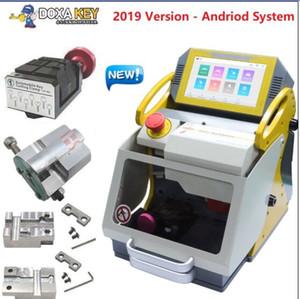 Satılık 2019 Yeni Key çoğaltıcı İçin Makine Lazer Anahtar Kesim Makinası Üst Kalite SEC-E9 Otomatik Araç Anahtarı