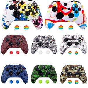 li4b4 silicone Microsoft de protection en caoutchouc souple Joypad Housse Pour Gamepad Xbox 360 xbox360 Body Controller Protector Skin Shell
