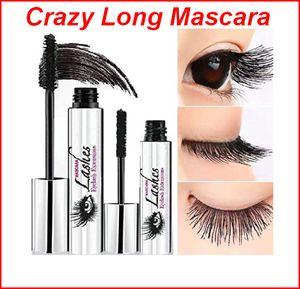 DiDi Cat 4D Lashes Mascara 2Pcs DDK Magic Black 4D Silk Fiber Eyelash Extension Lengthening Cosmatic bea129a DHL