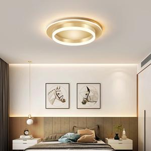 Nordic soffitto navata corridoio lampada scala d'ingresso illuminazione moderna camera da letto minimalista balcone la luce di piccole soffitto - RW196