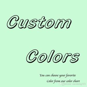los pedidos personalizados de Rush, colores personalizados (contáctenos si necesita Rush buenos colores personalizados) buen baile de graduación
