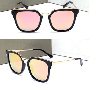 Marka Moda Güneş Kadınlar ve Erkekler Polarize Tasarımcı Güneş Gözlüğü Dazzle Renk Güneş Gözlükleri Gözlük Gözlük 7 Renkler En Kalite