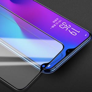 For Oppo K3 A5 2020 Full Glue Cover Tempered Glass Screen Protector for OPPO A5 2020 A1X REALME 5 REALME 5 PRO REALME Q Glass Film