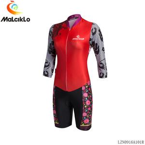 Pro Équipe de Triathlon costume Hommes Femmes De Cyclisme Jersey Définit Uniforme À Manches Longues Skinsuit Salopette Ropa Ciclismo Maillots De Bain Mujer Trisuit