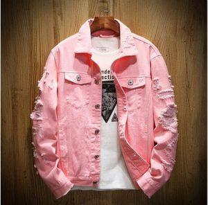 Mens Jacket High Quality big size Jean TOPS Denim surcoat Mens Designer Jackets Skinny Slim Garment Washed WOMEN Denim Jacket Coats M-5XL