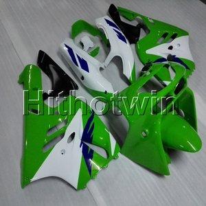 23colors + Cadeaux corps vert blanc capot moto Kit pour Kawasaki ZX9R 1994 1995 1996 1997 ABS moteur en plastique Carénage