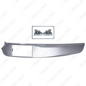 Car 2DIN Stéréo Panneau de plaque ABS Radio fascia Cadre pour Alfa Romeo Giulietta (940) roue gauche CD / DVD Radio Panel Dash Mount Kit # 5249