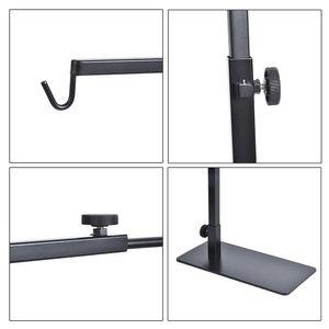 ZOO Reptile Lamp Stand Lamp Hanger Holder Adjustable Metal Lamp Support For Reptile Glass Terrarium Heating Light