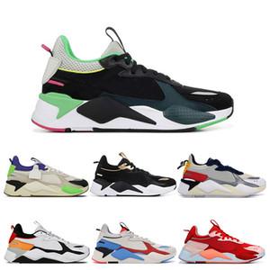 Zapatillas de deporte baratas RSX CORE RS-0 X para hombre para mujer reinvención optimus Prime bule atoll zapatillas de deporte deportivas de oro negro brillante melocotón