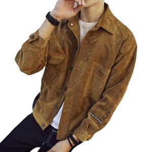 Yeni Bahar Sonbahar Erkek Hip Hop Erkekler Retro Ceket Ceket Sokak Rahat Bombacı Ceket Harajuku Moda Ceket Boyutu M-2XL