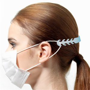 Ayarlanabilir Kulak Koruyucular Maske takmak Kulak için Uzatma Kayış Toka Hook Kancalar Kulak Ağrısı Rahatlamış JK2006 Karşıtı Sıkma Klipleri Sapları