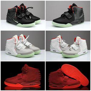 Kanye West 2 II Enfants de basket-ball hommes Chaussures de sport Chaussures de sport Baskets Chaussures, Chaussures de sport en plein air Chaussures de course, athlétisme Bottes de formation