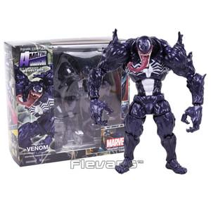 Revoltech Series No.003 Venom Pvc Action Figure Toy Model J190513 da collezione