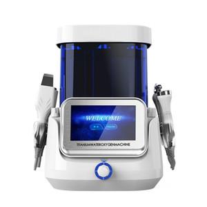 2020 yeni Su Dermabrazyon Crystal mikrodermabrazyon Elmas Hidro Yüz Makinası