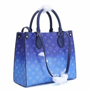 Женщины Tie Dye сумки кошелек хозяйственная сумка Tote сцепления Холст Мода Crossbody Холст мешок вечера Торговый мешок плеча 32cmx24cmx17cm Type3
