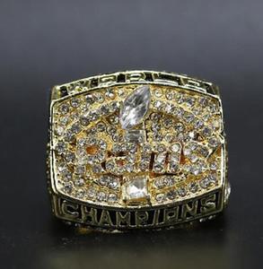 새로운 2020 슈퍼 볼 1999 Rams Championship Ring Football Ring