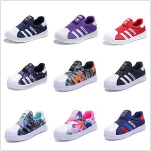 Nouvel automne des mollusques et crustacés garçons chaussures filles occasionnels chaussures de surface de filet net pour enfants