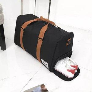 2020.Canvas Travel Bags Women Men Large Capacity Folding Duffle Bag Organizer Packing Cubes Luggage Girl Weekend Bag designer backpack