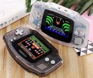 أحدث Coolbaby RS-5 ريترو المحمولة المصغرة المحمولة لعبة وحدة التحكم يمكن تخزين 400 ألعاب 8 بت 3.0 بوصة لون LCD لعبة اللاعبين مع مربع