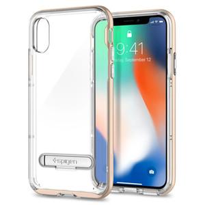 iphone 11 pro maksimum xr mıknatıs stentler çıkarılabilir ile Spigen SGP kristal hibrit x / 7/8 max artı 6 / 6s artı Samsung Note 10 s10 artı xs