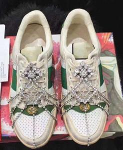 2019Newest FLOWERS TECHNIQUE HIGH TOILE Baskets montantes Femmes célèbres Chaussures Designer avec PVC Matériaux meilleure qualité Chaussures de sport à lacets mn05