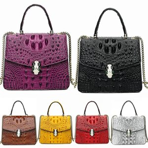 Vintage Denim Women Bag Designer Casual Jeans High Quality Big Crossbody Bag Large Crocodile Shoulder Bag Mochila Bolsa#942