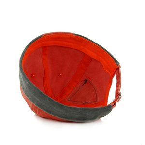 Style Patch Men Vintage Hip Hop Hat Personality Hole Cap Adjustable Brimless Hat Landlord Breathable Beanie Hat Sailor Cap Male