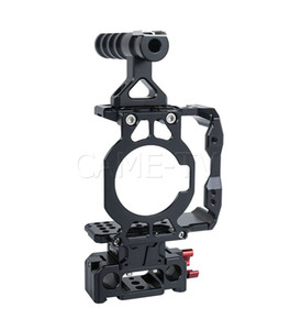 CAME-TV BMPCC 4K Meia Gaiola Rig Camera DSLR Rigs