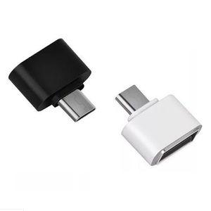 Adaptateur de type C OTG pour Xiaomi Mi6 Samsung Galaxy S8 Plus LG G6 G5 Type-C USB C Téléphone