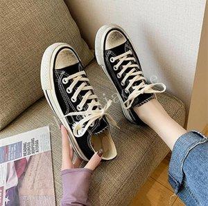 Scarpe Nero tela marea femminile 2020 della molla Nuova Versione Coreana Di Rosso Dirty Dirty scarpe sporche Port vento di marea scarpe