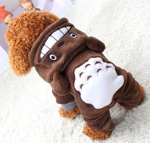2020 Brand Hoodie Fashion Dog Cute Designer Cartoon Dog Clothes Clothes Sweater New Winter Puppy Apparel Quality Cat Pet Hi Oawql