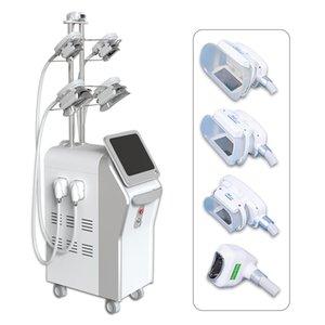 Cryolipolysis-fette einfrierende Maschine 5 behandelt Schönheitssalonausrüstung Doppelkinn Abbau Cryolipolysis-fetter Gewichtsverlust, der Maschine abnimmt