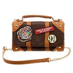 Designer-Harry Potter bolsa de ombro Top fashion bolsa de luxo bolsa de senhoras designer de couro pu cadeia feminina pequeno pacote