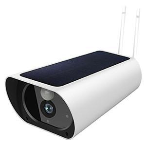Q3 태양 광 발전 4G 무선 IP 카메라 IP67 비바람에 잘 견디는 나이트 비전 스마트 홈 보안 감시 CCTV IP 카메라