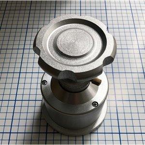 Mini campionatore per il panno tessuto di tessile di carta della fetta del metallo Disc campionamento rotonda Cutter