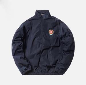 Мужские дизайнерские куртки SEASON5 CALABASAS значок щит пшеничный колос вышивка тканые jacke Vintage Fashion Brand High Street повседневная верхняя одежда