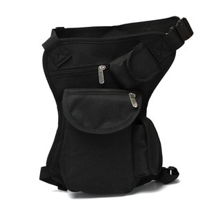 Deportes al aire libre Senderismo Versipack Camouflage Bag Tactical Leg Pack NO11-459