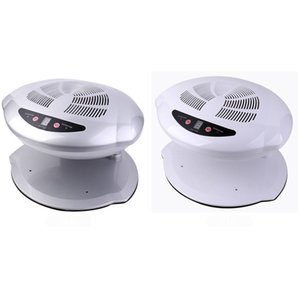 Vernis à ongles 220V EU 110V US Plug UV Polish Outil professionnel Nail Dryer Fan Hot Dry Air Dryer Nail Dry Manucure