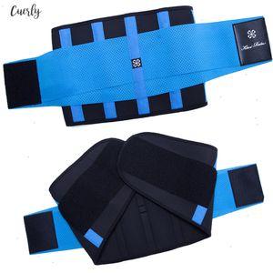 Sweat Belt Modeling Strap Waist Cincher For Women Men Waist Trainer Belly Slimming Belt Sheath Shaperwear Tummy Corset