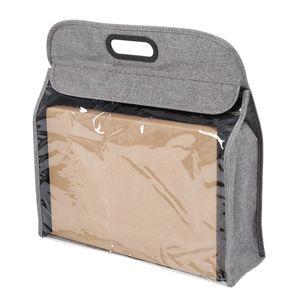 Best Hanging Handbag Purse Storage Organizer Dust Cover Closet Wardrobe Storage Bag Holder Space Saving Home Wall Decor