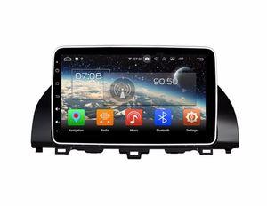 "4GB+64GB 8 Core 10.1"" Android 8.0 Car DVD Player for Honda Accord 2018 GPS Audio Stereo Radio Bluetooth WIFI Mirror-link USB DVR"