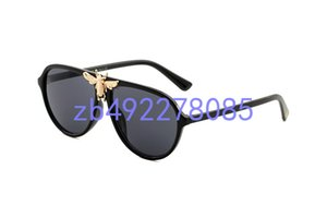Hot New Fashion Vintage Driving Sunglasses Men Outdoor Sports Designer Mens Sunglasses Best Selling Goggles Glasses 6 Color With Box P8