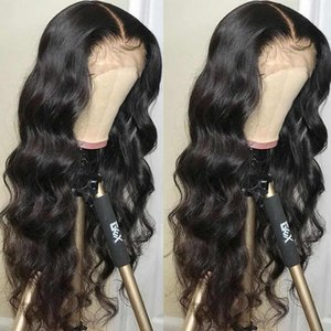 Lace Front Wig Pre-Plucked Full Lace virgin Human Hair Wig Curly Remy Hair for Black Women