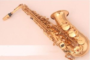 Professional Japan yanagizawa A- 992 New Saxophone Lacquer gold Alto Saxophone High Quality musical instruments Gift