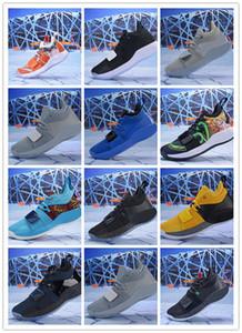 Мужские PG 2 Баскетбольные кроссовки для мужчин Paul George II 2s Sneaker Спортивная обувь Man Спортивные спортивные кроссовки Кроссовки Мужские спортивные Chaussures