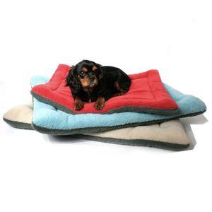 Materassino Cestello per cuscini Cuscino per gli animali da compagnia Materasso lavabile Opzioni multicolore per animali di media taglia cani gatti addormentati