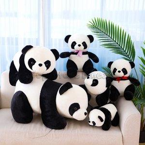 Panda Stuffed Animals Boneca PP Algodão Brinquedos de Pelúcia 20/25/30 CM Panda Dos Desenhos Animados de Pelúcia brinquedo Melhores Meninas Para Crianças brinquedos