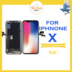 New Arrival Perfect Color Tianma OEM Quality OLED LCD For iPhone X No Dead Pixel Display For iPhone X LCD Replacement With Free Shipping