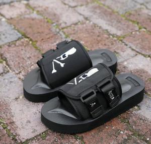 2020 sandali di design CALDO DONNA UOMO Mastermind JAPAN x Suicoke MOTO-VS MMJ Sandali Moda Uomo E Donna Pantofole estive Scarpe da spiaggia all'aperto
